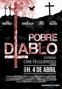 Cine: Pobre diablo @ Cine Felgueroso | Langreo | Principado de Asturias | España