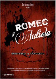 Teatro: Romeo y Julieta - Montesco vs Capuleto @ Nuevo Teatro de La Felguera | Langreo | Principado de Asturias | España
