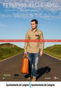 Concierto: Fernando Valle Roso @ Nuevo Teatro de La Felguera | Langreo | Principado de Asturias | España
