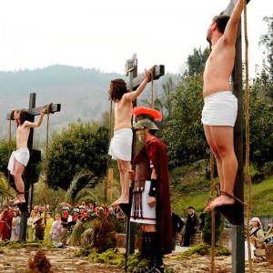 Exposición fotográfica: Viacrucis viviente de Infiesto @ Escuelas Dorado | Langreo | Principado de Asturias | España