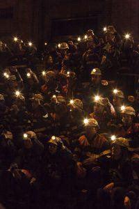 Exposición fotográfica: Movilizaciones mineres @ Casa de Cultura Escuelas Dorado | Langreo | Principado de Asturias | España