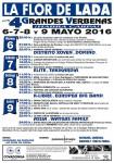 Fiestas de La Flor de Lada 2016