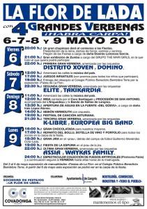Fiestas de La Flor de Lada 2016 @ Lada | Lada | Principado de Asturias | España