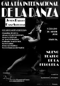 Gala día internacional de la danza @ Nuevo Teatro de La Felguera | Langreo | Principado de Asturias | España