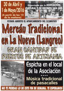 Mercáu Tradicional en La Nueva (Langreo) @ La Nueva | Langreo | Principado de Asturias | España