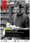 Noches de poesía: Pelayo Fernández Villanueva