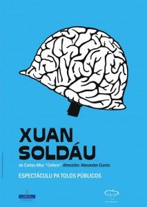 Teatro pa neñ@s: Xuan soldáu @ Nuevo Teatro de La Felguera | Langreo | Principado de Asturias | España