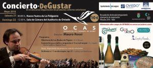 Concierto: DeGustar @ Nuevo Teatro de La Felguera | Langreo | Principado de Asturias | España