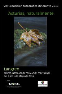 Exposición fotográfica: Asturias naturalmente @ CIFP CISLAN | Langreo | Principado de Asturias | España