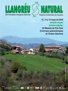 Llangréu natural 2016 @ Estación de Autobuses   Langreo   Principado de Asturias   España