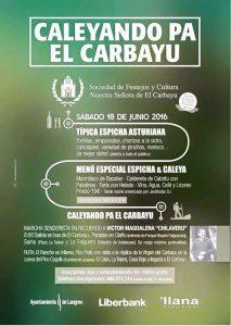 Caleyando pa El Carbayu 2016 @ El Carbayu | El Carbayu | Principado de Asturias | España