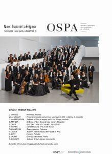 Concierto de la O.S.P.A. @ Nuevo Teatro de La Felguera | Langreo | Principado de Asturias | España