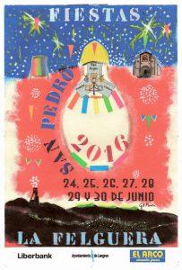 Fiestas de San Pedro - La Felguera 2016 @ La Felguera | La Felguera | Principado de Asturias | España
