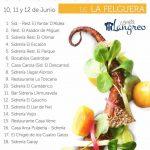 Jornadas del pulpo en La Felguera 2016