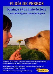 VI Día de perros @ Paseo MItológico | Langreo | Principado de Asturias | España