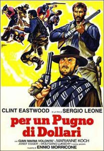 Cine: Por un puñado de dólares @ Cine Felgueroso | Langreo | Principado de Asturias | España