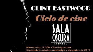 Ciclo de cine Clint Eastwood