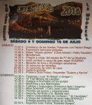 Fiestas de La Mudrera 2016