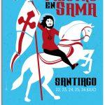 Fiestas de Santiago de Sama 2016