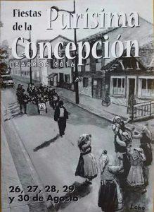 Fiestas de la Purísima Concepción en Barros 2016 @ Barros | Barros | Principado de Asturias | España
