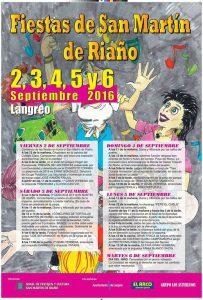 Fiestas de San Martín de Riaño 2016 @ Riaño | Langreo | Principado de Asturias | España