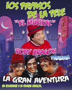 Los payasos de la tele: Juega y Canta - El Musical @ Nuevo Teatro de La Felguera | Langreo | Principado de Asturias | España