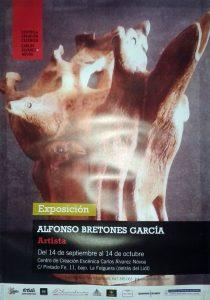 Exposición: Alfonso Bretones @ Centro de Creación Escénica Carlos Álvarez-Nóvoa | Langreo | Principado de Asturias | España