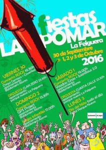 Fiestas de La Pomar 2016 @ Barrio La Pomar - La Felguera | Langreo | Principado de Asturias | España