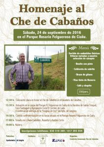 Homenaje al Che de Cabaños @ Parque Rosario Felgueroso | Langreo | Principado de Asturias | España