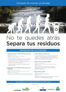 Exposición: No te quedes atrás, separa tus residuos @ Escuelas Dorado | Langreo | Principado de Asturias | España