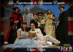 Teatro: La importancia de llamarse Ernesto @ Nuevo Teatro de La Felguera | Langreo | Principado de Asturias | España