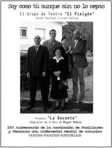 Teatro: La decente @ Nuevo Teatro de La Felguera | Langreo | Principado de Asturias | España