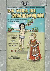 Teatro: La vida de Xuanqui @ Nuevo Teatro de La Felguera | Langreo | Principado de Asturias | España