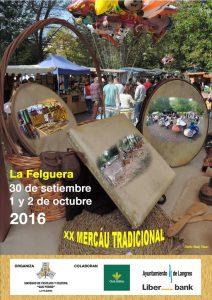 XX Mercáu Tradicional en La Felguera @ Parque García Lago   Langreo   Principado de Asturias   España