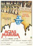Ciclo de cine Baxando pala galería: Actas de Marusia