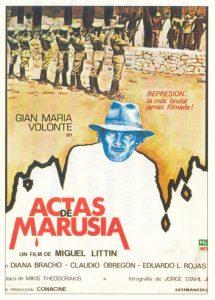 Ciclo de cine Baxando pala galería: Actas de Marusia @ Cine Felgueroso | Langreo | Principado de Asturias | España