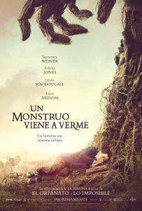 Cine: Un monstruo viene a verme @ Cine IDeal | Langreo | Principado de Asturias | España