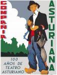 Exposición: 100 años de teatro asturiano
