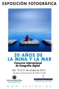 Exposición fotográfica: 20 años de La Mina y La Mar @ CIFP Cislan   Langreo   Principado de Asturias   España