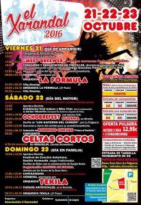 Fiestas El Xarandal 2016 (La Felguera) @ Solar C/. Julián Duro | Langreo | Principado de Asturias | España