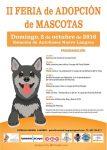 II Feria de adopción de mascotas