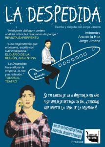 Teatro: La despedida @ Nuevo Teatro de La Felguera | Langreo | Principado de Asturias | España