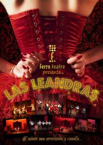 Zarzuela: Las leandras, revista musical @ Nuevo Teatro de La Felguera | Langreo | Principado de Asturias | España