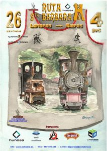 XXVI Ruta Santa Bárbara 2016 @ Parque Dolores F. Duro | Langreo | Principado de Asturias | España