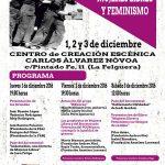 """Jornadas sobre """"Mujeres libres y feminismo"""""""