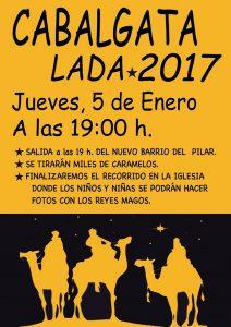 Cabalgata de Reyes 2017 en Lada @ Lada | Lada | Principado de Asturias | España
