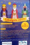 Cabalgata de Reyes 2017 en Langreo