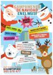 Campamento y actividades de Navidad 2016 en el MUSI