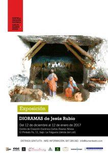 Exposición: Dioramas @ Centro de creación escénica Carlos Álvarez-Nóvoa | Langreo | Principado de Asturias | España