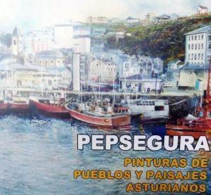 Exposición: Pinturas de pueblos y paisajes asturianos @ Escuelas Dorado | Langreo | Principado de Asturias | España